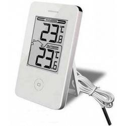 Digital indoor thermometer